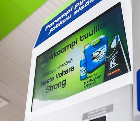 Etelä-Suomen Median alueellinen digitaalisen ulkomainonnan 16:9 -kampanja