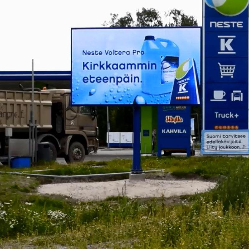 Espoo: Neste K Matinkylä