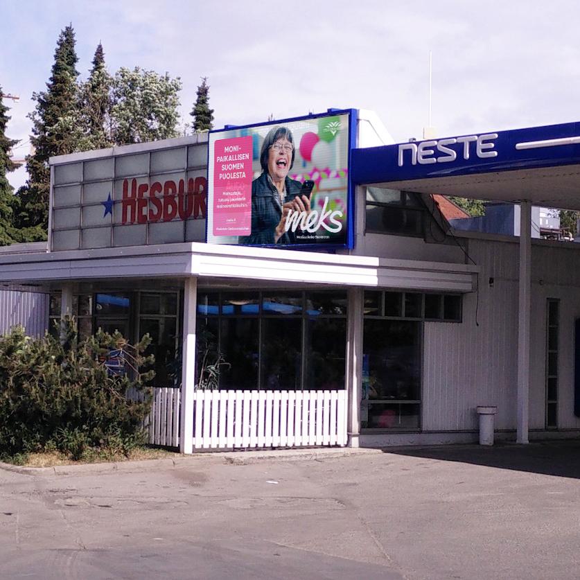 Helsinki: Neste K Eläintarha