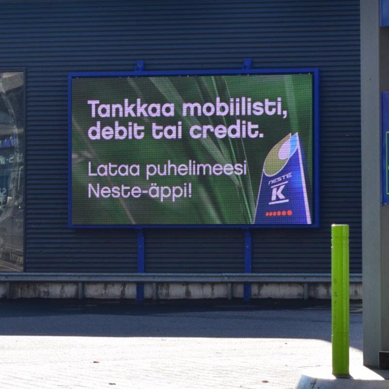 Helsinki: Neste K Hietalahti