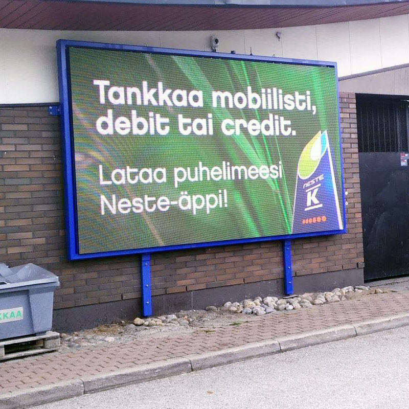 Jyväskylä: Neste K Kirri