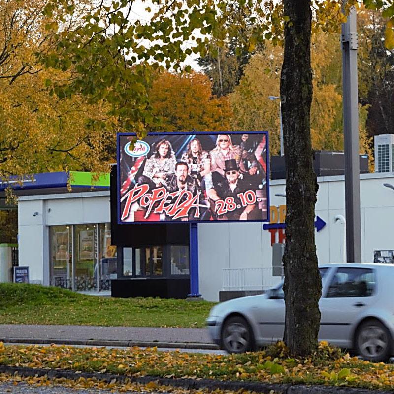 Lahti: Neste K Kivistönmäki