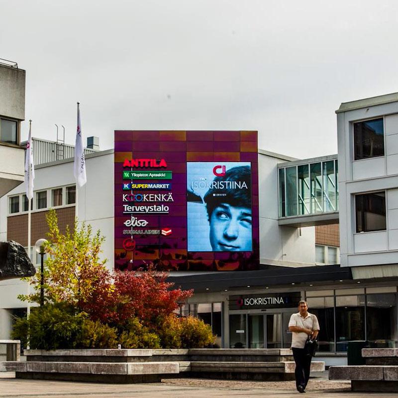 Lappeenranta: Kauppakeskus IsoKristiina