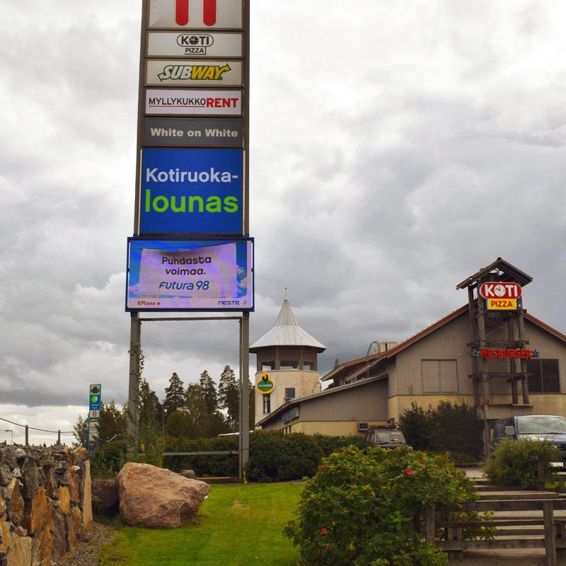 Nurmijärvi: Neste Myllykukko