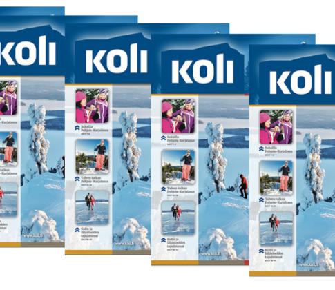 Suorajakelu toi ennätysmäärän matkailijoita Kolille