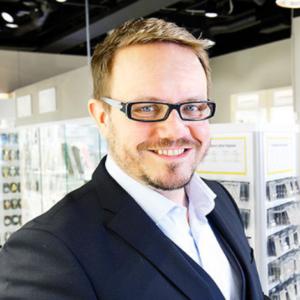 Tomas Nyberg, markkinointijohtaja, Kultajousi Oy