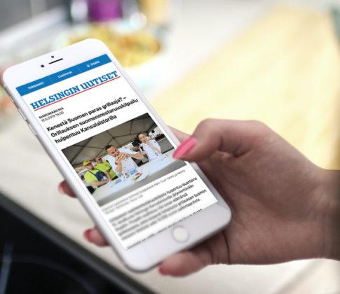 Mediatalo Keskisuomalainen tavoittaa verkossa jo yli 2,8 miljoonaa suomalaista