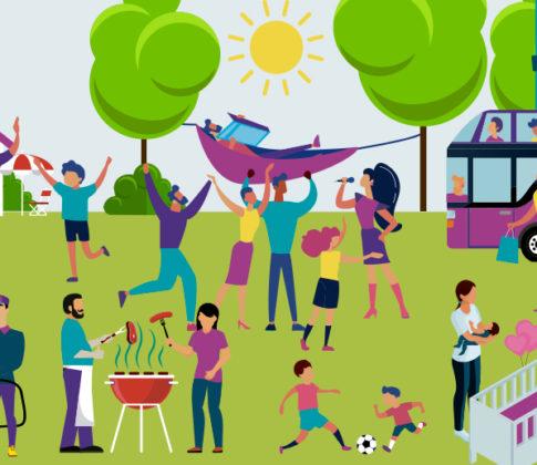 Hyödynnä mainostajan kesäedut – enemmän tavoittavuutta ja toistoja