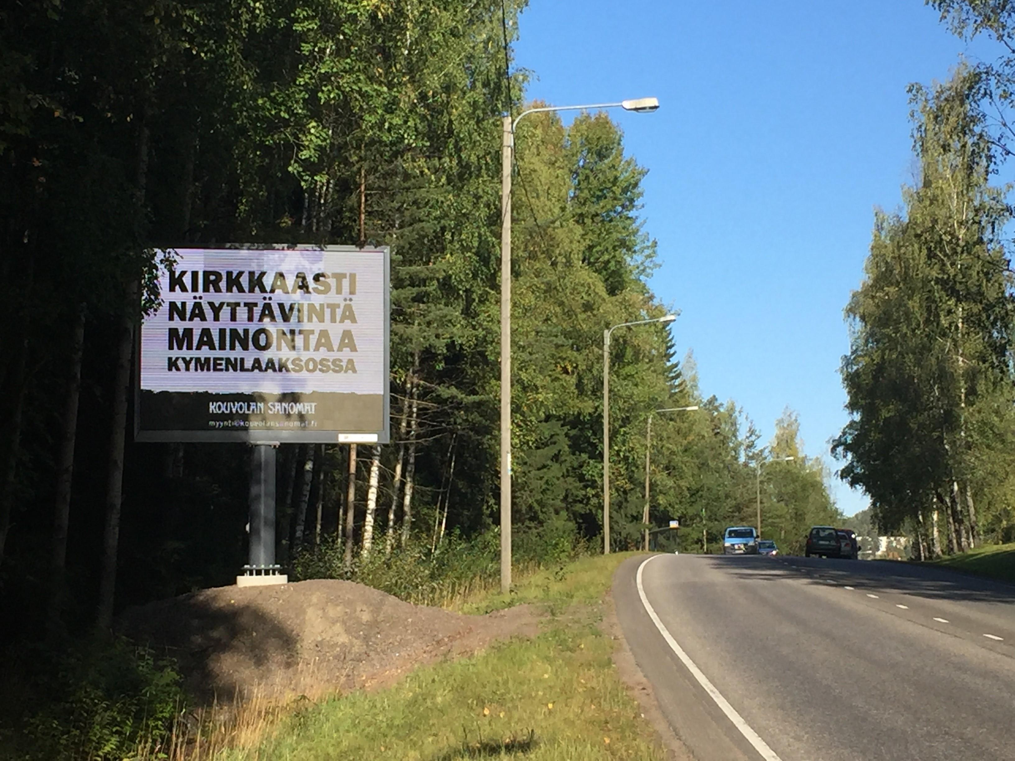 Kouvola: Kuusaantie-Sipilänmäki