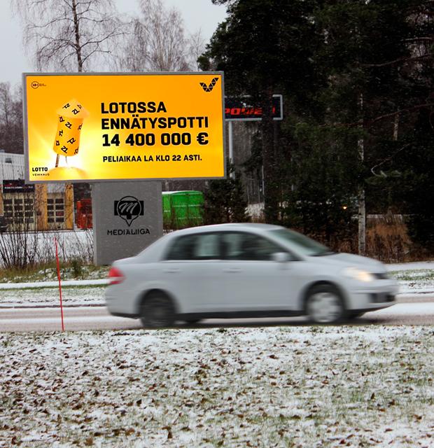 Imatra: Helsingintie