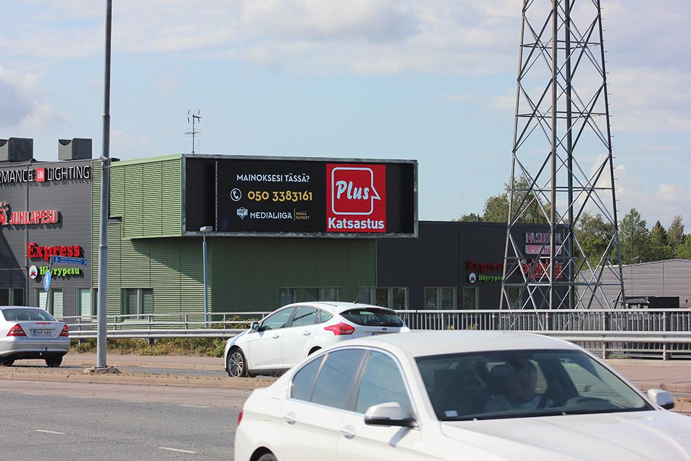 Vantaa: Kehä III, Pluskatsastus