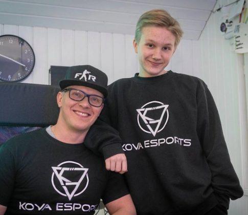 Jyväskyläläinen tubettaja Tixtuu hyppää e-urheiluorganisaatio KOVA Esportsin riveihin