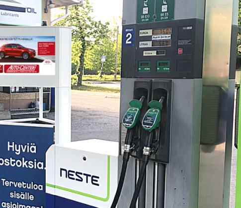 Neste-media tavoitti autokaupan kohderyhmän