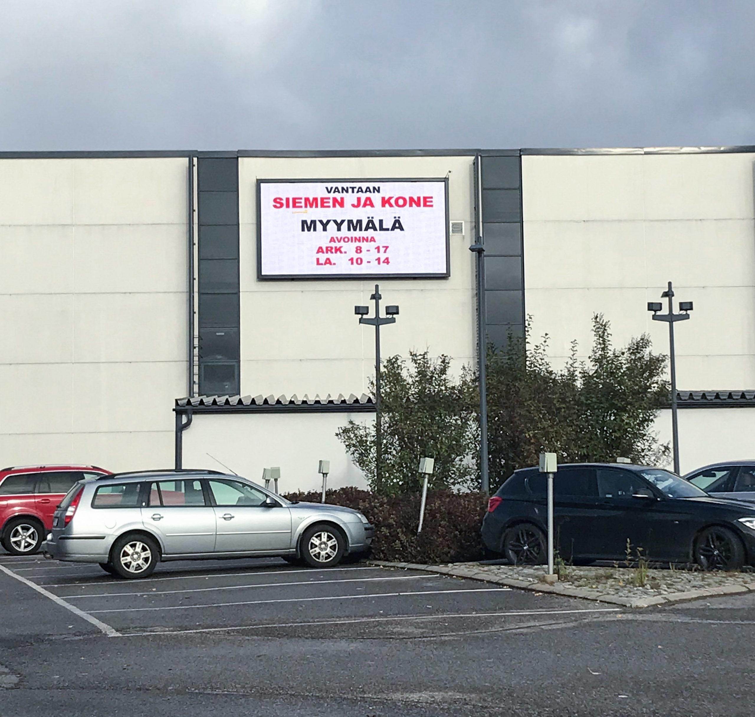 Vantaa: Tammiston Kauppatie