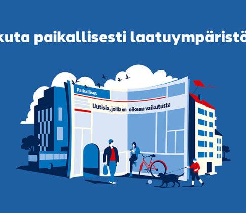 Etelä-Suomen Median laatukaupunkilehtien kokonaisvaltainen brändiuudistus